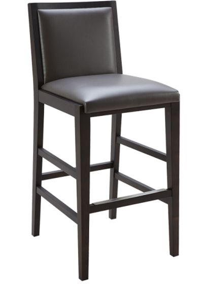 Thompson Leather Counter Stool By Sunpan Modern 30508